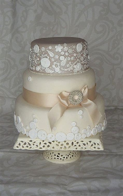 Vintage Wedding Cakes by Vintage Wedding Cakes Design Wedding Inspiration