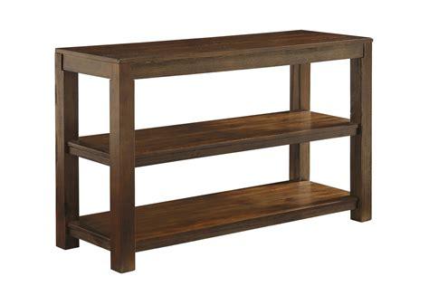 gardner white sofa tables grinlyn sofa table by at gardner white