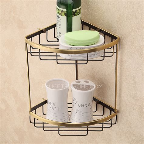vintage bathroom accessories sets vintage european brass 5 set bathroom accessory sets with