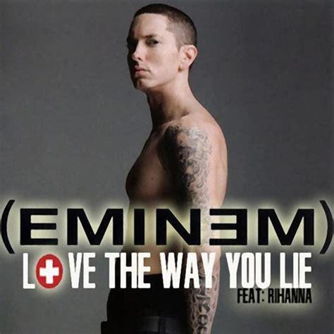 eminem the way you lie testo the way you lie musica dintorni ed altro ancora