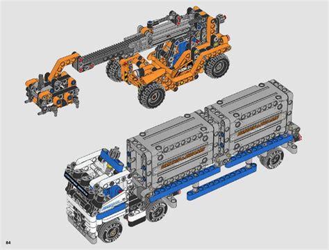 Harga Grosir Lego Technic 42062 Container Yard lego container yard 42062 technic