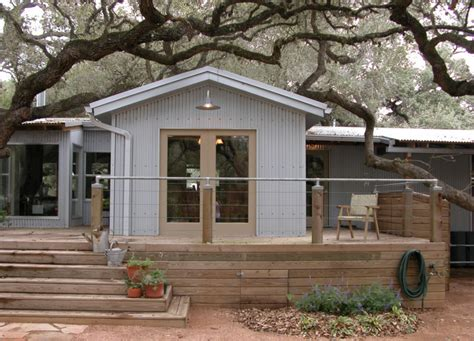 The Texas Trailer Transformation Mobile And Manufactured Home | the texas trailer transformation mobile and manufactured