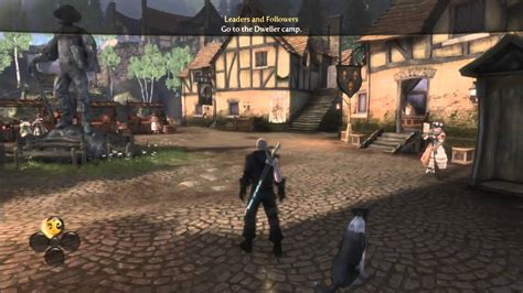 Fable Part One fable iii xbox 360 playthrough part 1 of 2