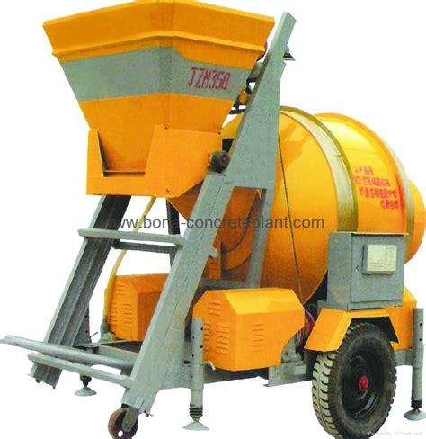 best selling concrete mixer machinery jzm350 bona china