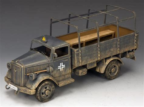 german opel blitz truck the opel blitz truck wwii tinplate toys king