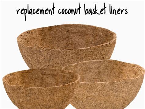 Coir Planter Liners by Organic Fertilizer Bricks Coco Fiber Emilysplants