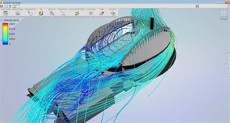 flow design autodesk flow design how to model wind inside a stadium