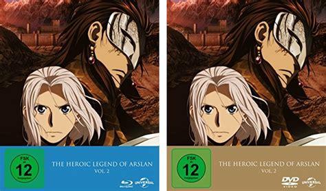 The Heroic Legend Of Arslan Vol 4 Berkualitas gewinnspiel the heroic legend of arslan vol 2 beyond pixels