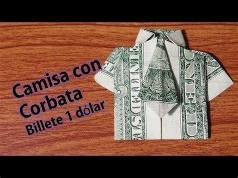 Shirt And Tie Origami Dollar Bill - de 25 b 228 sta id 233 erna om camisa con corbata bara p 229