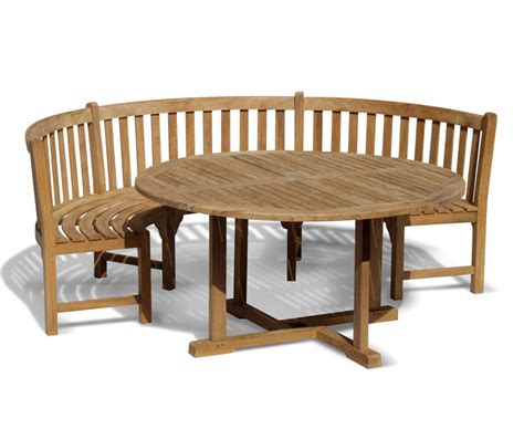 garden bench set henley teak garden table and bench set lindsey teak
