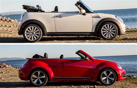 volkswagen mini cooper gowheels com 2013 volkswagen beetle turbo convertible vs