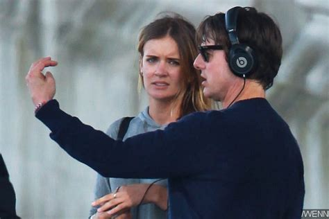 emily thomas tom cruise girlfriend tom cruise is not dating his assistant emily thomas