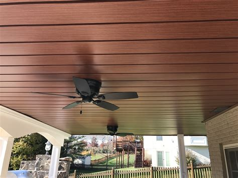 Best Deck Ceiling Systems by Deck Space Systems American Exteriors Masonry