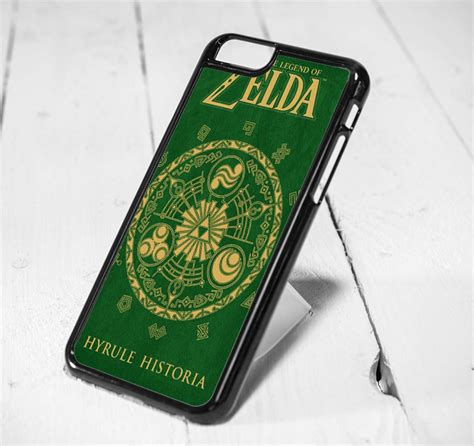 Loz Iphone Casing legend of cover book protective iphone 6
