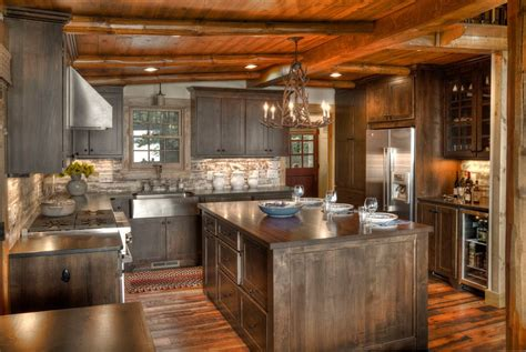 exquisite cabin kitchen ideas syntheticlawns info