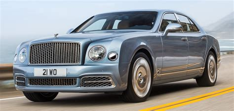 bentley cost new bentley mulsanne facelift debuts new more