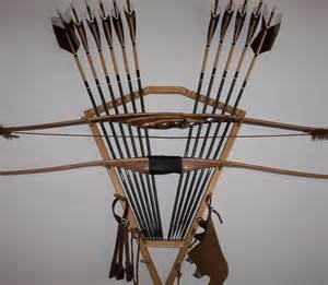 Recurve Bow Wall Rack by Woodworking Plans Bow Rack Plans Wall Pdf Plans