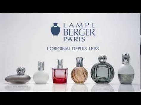 spot tv lampe berger paris youtube