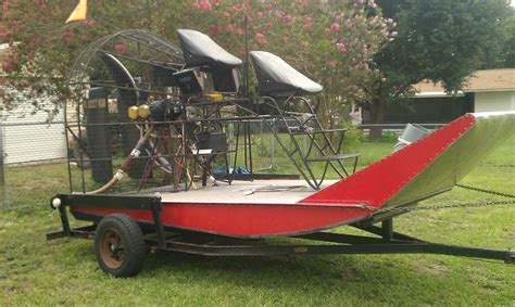 airboat builders sled builder question southern airboat