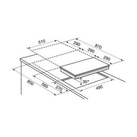 piani di cottura rex electrolux rex piano cottura domino linea quadro pqx320c