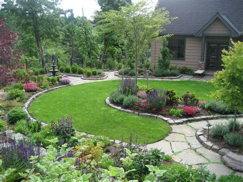 47 Suggestions And Ideas To Make Your Home Sell Faster Back Yard Landscaping With Garden