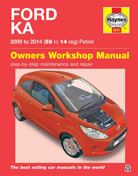 what is the best auto repair manual 2008 lexus rx transmission control haynes workshop repair manual ford ka petrol 2008 2014 ebay