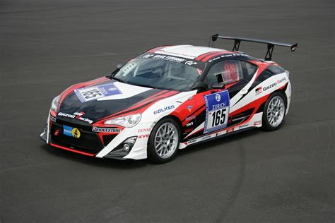 Toyota Racing Toyota Gt 86 Gazoo Racing 2012 Nurburgring 24