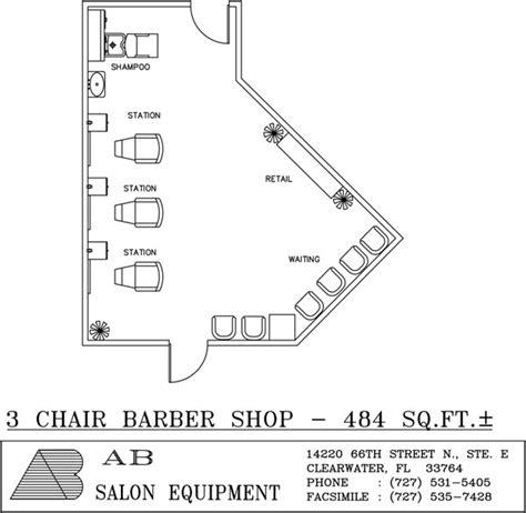 barber shop floor plan salon designs by ab salon equipment
