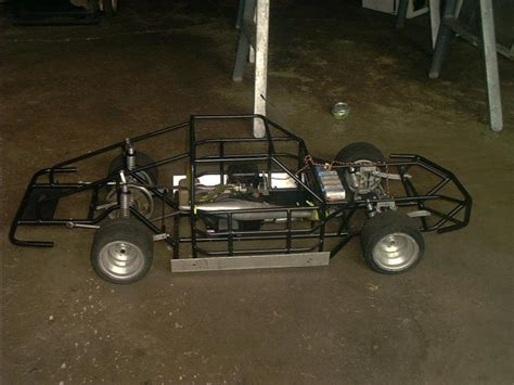 Rc Go Karts In A Briefcase by Truck 1995 Custom Built 1 5 Scale Truck