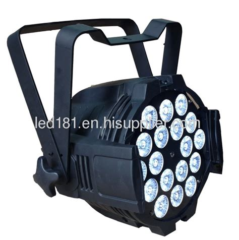 Sale Lu Par 64 Professional Led Light Color 60 3w Lp028 led par stage light 5in1 multi color led par from china