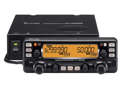 mobile radio scanner icom ic r2500 wideband mobile scanner radio communication