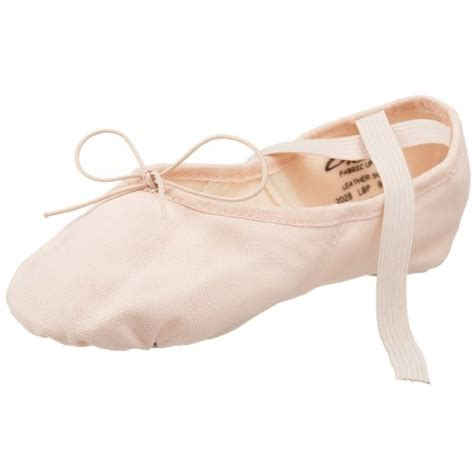 capezio s canvas juliet ballet shoe light ballet