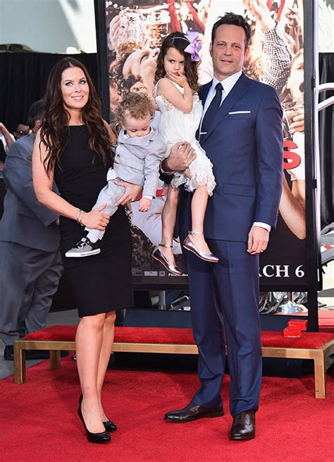 vince vaughn family vince vaughn is joined by his family for hollywood