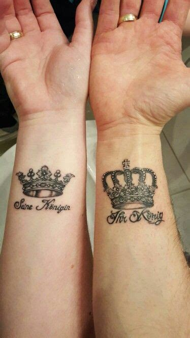 partner tattoos best 25 partner tattoos ideas on king and