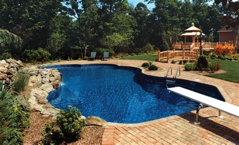 Cheap Backyard Pools Cheap Inground Swimming Pools Pools For Home