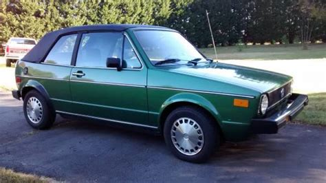 volkswagen rabbit convertible for sale 1981 vw rabbit convertible for sale buy volks