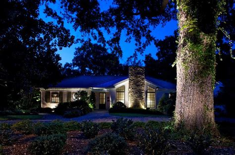 Architectural Lighting Outdoor Flood Lights Nitelites In Outdoor Lighting Raleigh Nc