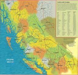 nations of canada map nations land rights and environmentalism in