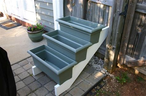 Step Planter by Step Planters Amazing Crafts