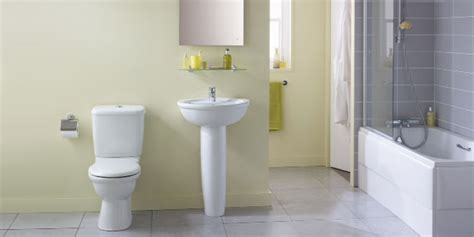 alto bathroom suite ideal standard extends alto range installer