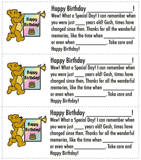 What To Write In A Happy Birthday Card What To Write In People S Birthday Cards Ask Metafilter