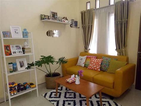 desain lu hias ruang makan desain ruang tamu simple minimalis rumah 408