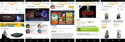 amazon underground apk download amazon underground app apk latest version 2018