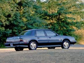 1990 Pontiac 6000 Se 1990 Pontiac 6000 Se Related Infomation Specifications