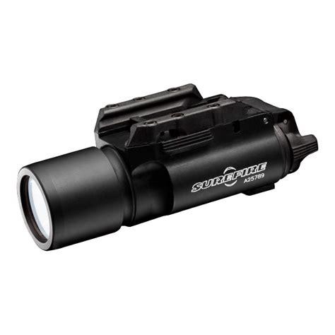 surefire x 300 surefire x300 black 170lm led ar15