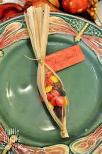 Thanksgiving Favors For by Maize Thanksgiving Favors Birdie Secrets
