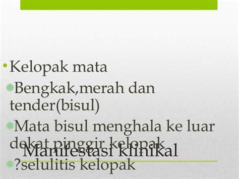 Pinset Insisi Hordeolum blepharitis