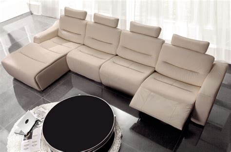 contemporary leather recliner sofa design aliexpress buy modern sofa set l shape sofa set