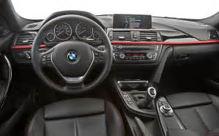 bmw 3 series sport interior photo 2