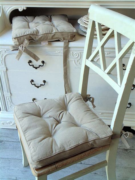 Cuscino Per by Cuscini Per Sedie Shabby Homehome